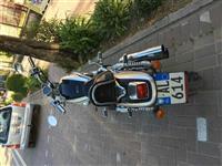 Harley v-rode