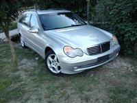 Mercedes c 220 evo