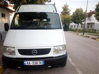 Shitet Opel Movano ose ndrrohet me volswagen shara