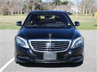 U SHIT FLM MERRJEP /// Mercedes Benz S 550 4MATIC
