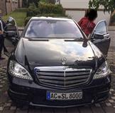 Mercedes-Benz S 500L Look 63 Amg facelift🔸