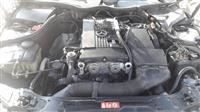Mercedez-Benz C 180 Benzin/Gaz 2007
