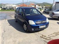 Opel Meriva benzin gaz Automat