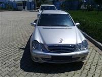 Benz mercedes c220