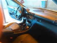 Mercedes Benz c class 203