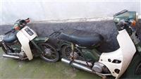 2 MOTORRCIKLETA