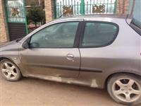Peugeot 206 2.0 gti benzin + gaz