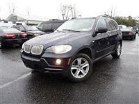 BMW X5 2008 4WD