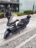 Shes burgman 250cc