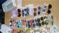 Aksesore dhe bizhuteri (bijoux) syze dielli optike