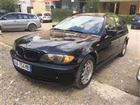 BMW 1.8 benzin gaz