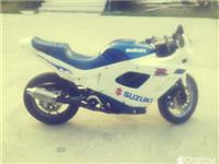 Suzuki 600  -00