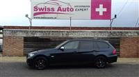 BMW 320i AUTOMAT 200 BENZIN SWISS AUTO U SHIT FLM