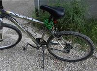 Biciklet ne gjendje shum te mir