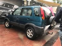 Daihatsu Terios 1.3 benzine gas viti 2001