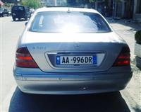 Shitet S500 Benzin-Gaz 2450€€€