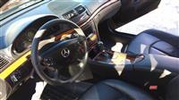Mercedes E-class 200