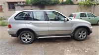 BMW X5 shum e mbajtur -02