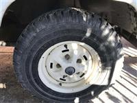 Goma Michelin 4X4