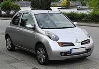 Okazion Nissan Micra 1.0 Benzin
