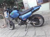 Yamaha xt 400 cc