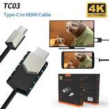 Fishe HDMI qe lidh TV me MOBILE PHONE