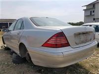Mercedes Benz S (Regina)