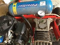 Shitet kompresor me benzine