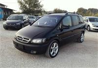 U shit Opel Zafira 2.0 DTI