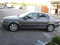 Jaguar X-Type Full option 2005