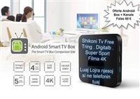 Android Box -2018- 2GB Ram+ Free Tv  ,Sport ,Filma