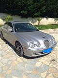 Jaguar S-Type benzin+gaz