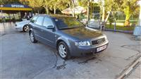 Audi A4 2.4  automat benzin~gaz
