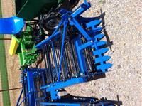 Makineri shkulje dhe mbjellje patate