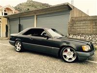 Mercedes w124 ce kupe. shitet ose ndrrohet.