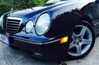 Mercedes e class 320 cdi tronik shum i mbajtur