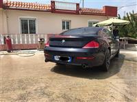 BMW 635 nafte