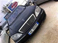 Mercedes S320 CDI-03 Full Option
