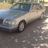 Mercedes presidentcial S280