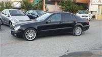 Mercedes E280 CDI EVO AVANTGARDE FULL OPTION