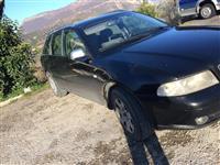 Audi A4 nafte