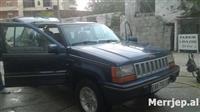 U SHIT! Jeep Grand Cherokee 5.2 Gaz (TNG) / Benzin