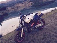 Yamaha mt_03 2009 600cc