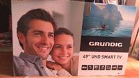 "Shitet Tv Grundig 49"" Smart Tv , UHD , I RI"