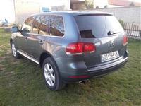 VW Toureg dizel