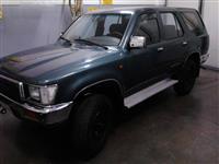 Toyota 4-Runner dizel -90
