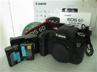 Canon EOS 6D 20.2 MP SLR - EF 24-105mm IS Lens