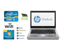 Hp Elitebook 8470P,  8GB Ram - 300 Euro