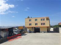 SHITET ndertese 3 kate dhe truall ne Kamez