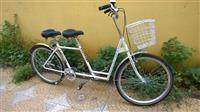 Biciklete dyshe (tandem)